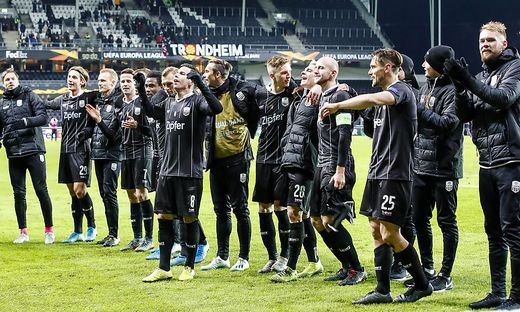LASK Linz siegte in Norwegen