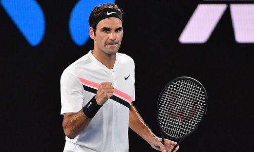 20 Grand Slam Titel Federer Triumphiert Bei Den Australian Open