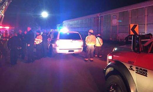 Zwei Tote nach Zugunglück in Amerika