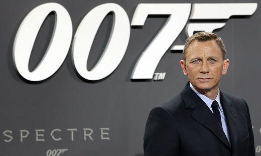 """Daniel Craig als 007 in """"Spectre"""""""