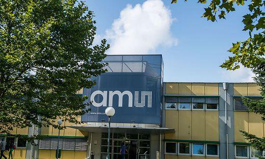Der steirische Mikroelektronik- und Halbleiterhersteller ams AG mit Sitz in Unterpremstätten