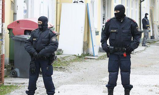 STEIERMARK: OPERATION 'LUXOR' -  RAZZIA GEGEN MUSLIMBRUDERSCHAFT UND HAMAS IN GRAZ
