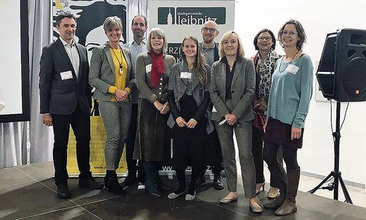 Bei der Fachtagung erhofft man sich viele Ideen für das Zusammenbringen der Generationen in Leibnitz