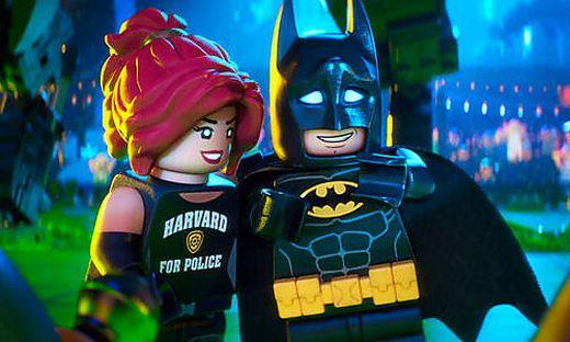 Lego goes Batman: Ziemlich witzig
