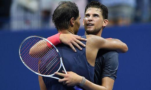 Nadal und Thiem treffen erneut aufeinander