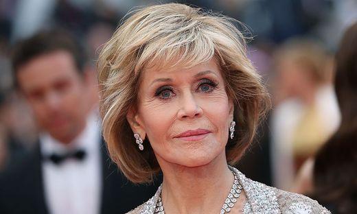 Schauspielerin Jane Fonda