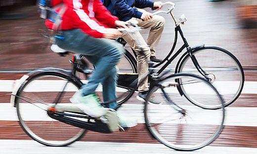Nur jeden sechsten Alltagsweg legen die Kärntner per Rad oder zu Fuß zurück