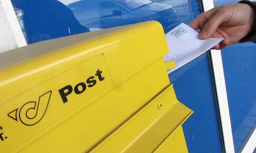 Post Briefporto Wird Mit 1 März Teurer Kleinezeitungat