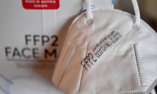 Der Bedarf der Kunden an FFP2-Masken ist nicht mehr so hoch