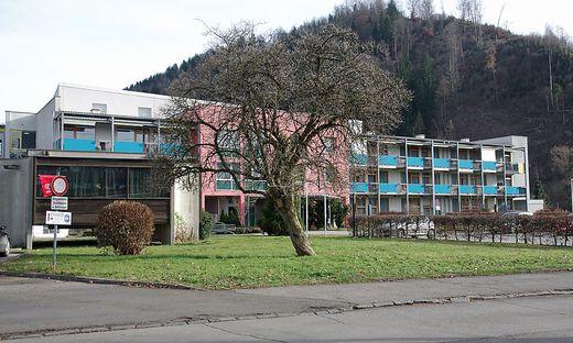 Das Pflegeheim Johann-Böhm-Straße in Kapfenberg