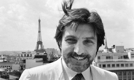 Emanuel Ungaro auf einem Archivbild aufgenommen 1980 in Paris