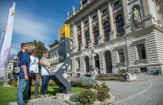 Uni Graz Stellen