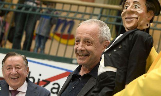 Peter Pilz und Richard Lugner