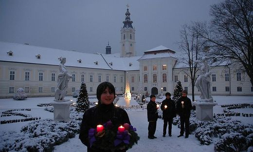 Besinnliche Feiertage, auch für Jugendliche, im Kloster