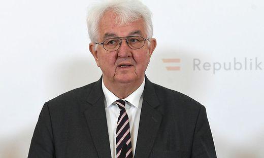 OeNB-Gouverneur und EZB-Rat Robert Holzmann