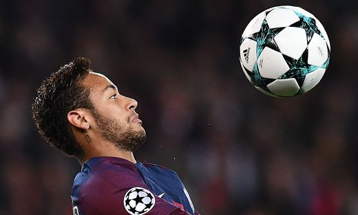 Neymar wird mit Paris Saint-Germain in Klagenfurt gegen Bayern München spielen