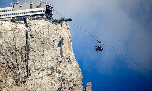 Bergstation der Dachstein-Gletscherbahn