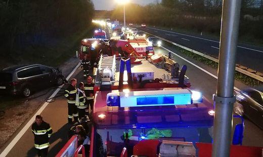 Tödlicher Unfall auf der A2