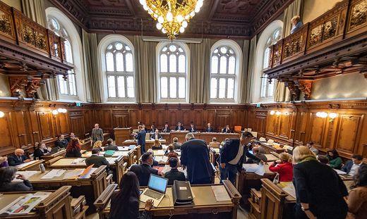 Gemeinderat Graz