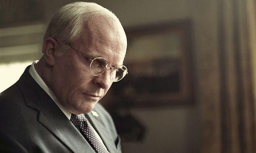 "Christian Bale im Film ""Vice"" als Dick Cheney"