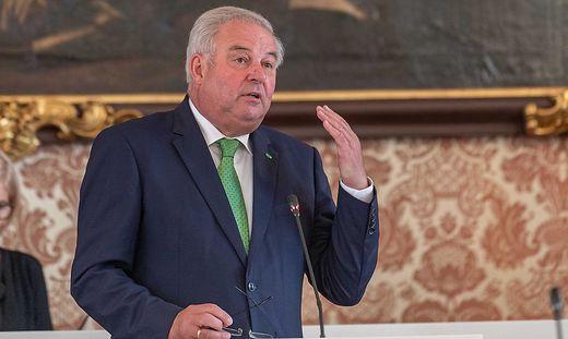 Hermann Schuetzenhoefer, (OeVP) steirischer Landtag