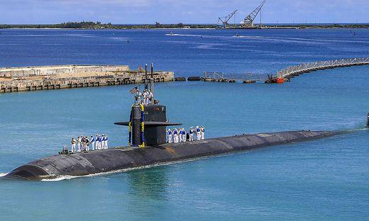 Französischer U-Boot-Bauer will Australien Rechnung schicken