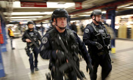 Terroranschlag Twitter: New York: Versuchter Terroranschlag: Täter Soll ISIS Die