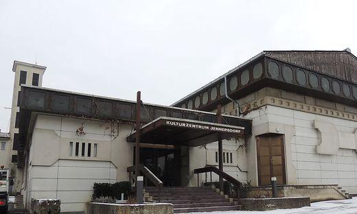 Das Gebäude des Kulturzentrums