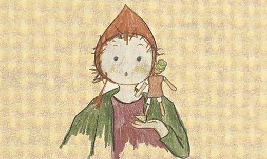 Zeichnungen der Malerin Annika Tetzner werden präsentiert