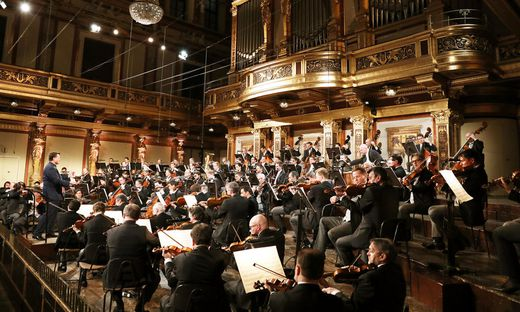 Anton Bruckners 5. Symphonie - Christian Thielemann dirigiert die Wiener Philharmoniker