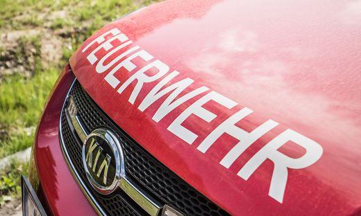 Drei Feuerwehren rückten nach Landskron aus