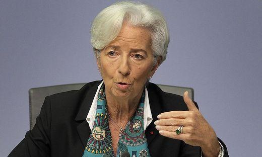 EZB-Chefin Christine Lagarde