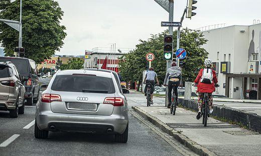 Verkehrswende auch in Klagenfurt?