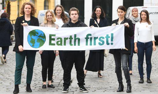 START DER EINTRAGUNGSFRIST F�R F�NF VOLKSBEGEHREN: KLIMASCHUTZ, SMOKE JA/NEIN, EURATOM-AUSSTIEG, ASYL
