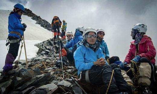 Töchter des Karakorum: Frauen als Bergführerinnen erobern eine Männerdomäne