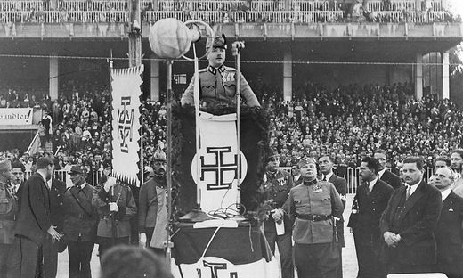 1933 Der Ständestaat Schritt Für Schritt In Die Diktatur