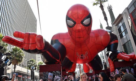 FILES-US-ENTERTAINMENT-FILM-MARVEL-SONY-SPIDERMAN