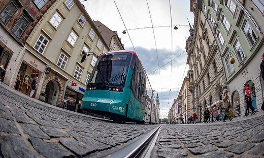 Touristen schrieben den Graz Linien nicht gerade einen Liebesbrief.