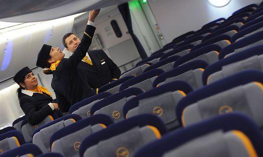 Verhandlung fuer Lufthansa-Flugbegleiter gescheitert