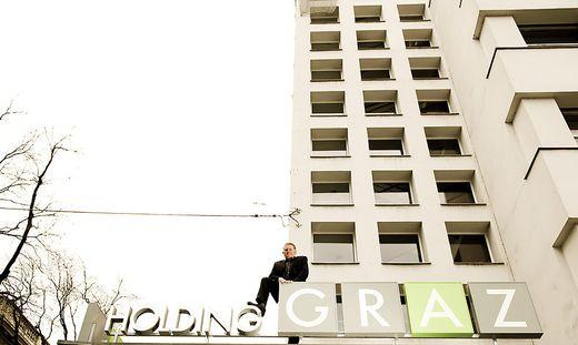 2010 kam die Reform, dann entstand aus der Stadtwerke AG die Holding Graz, deren Vorstandsboss Wolfgang Malik ist.