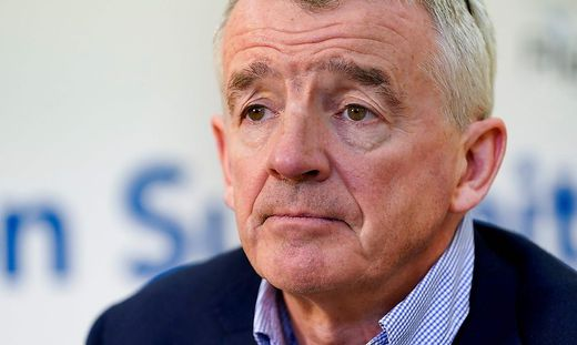 Ryanair-CEO Michael O'Leary