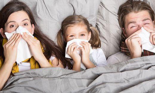Grippewelle 2018: Aggressiver Virus breitet sich weltweit aus