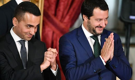 ITALY-POLITICS-GOVERNMENT
