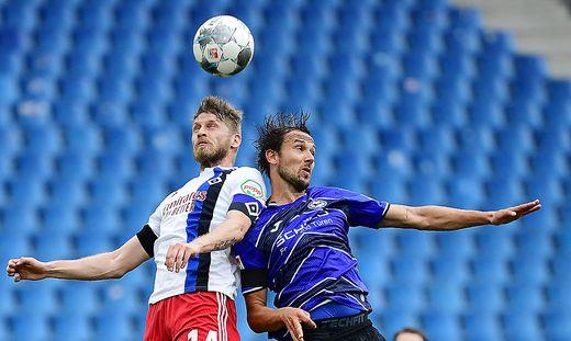 SOCCER - 2. DFL, HSV vs Bielefeld