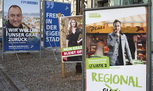 Die SPÖ fordert nun auch das Aus für den Plakatständerwald