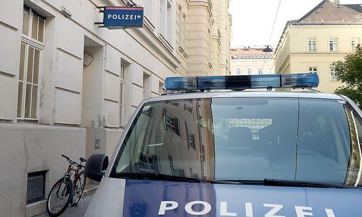 Auf dieser Polizeiinspektion stellte sich der Kosovare