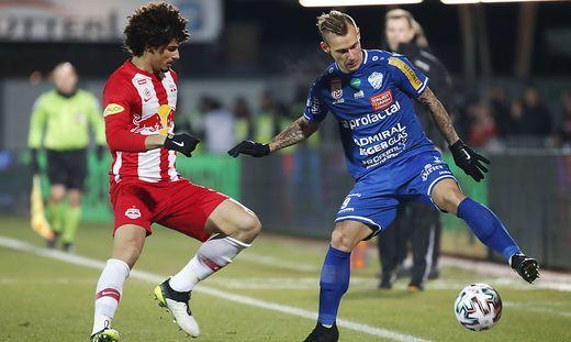 Hartberg will gegen den Meister punkten