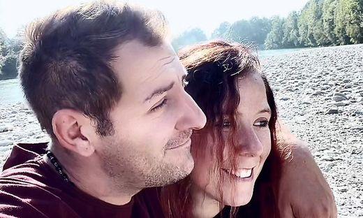 Sascha Kircher aus Spittal mit seiner Lebensgefährtin Nicole