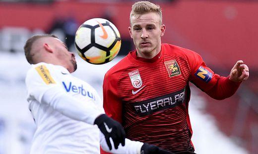 FUSSBALL TIPICO BUNDESLIGA: FC FLYERALARM ADMIRA UND FK AUSTRIA WIEN