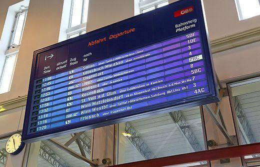 Aus Für Lienz Innsbruck öbb Fahrplan Bringt Neue